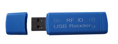 USB Reader 125 KHz für EM4102   USB Stick