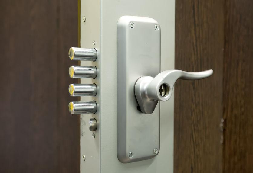 Tür besser sichern