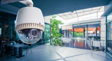 Kamera im Kaufhaus