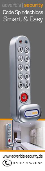 Adverbis-Security GmbH - digitaler Schließzylinder - elektronischer Zylinder