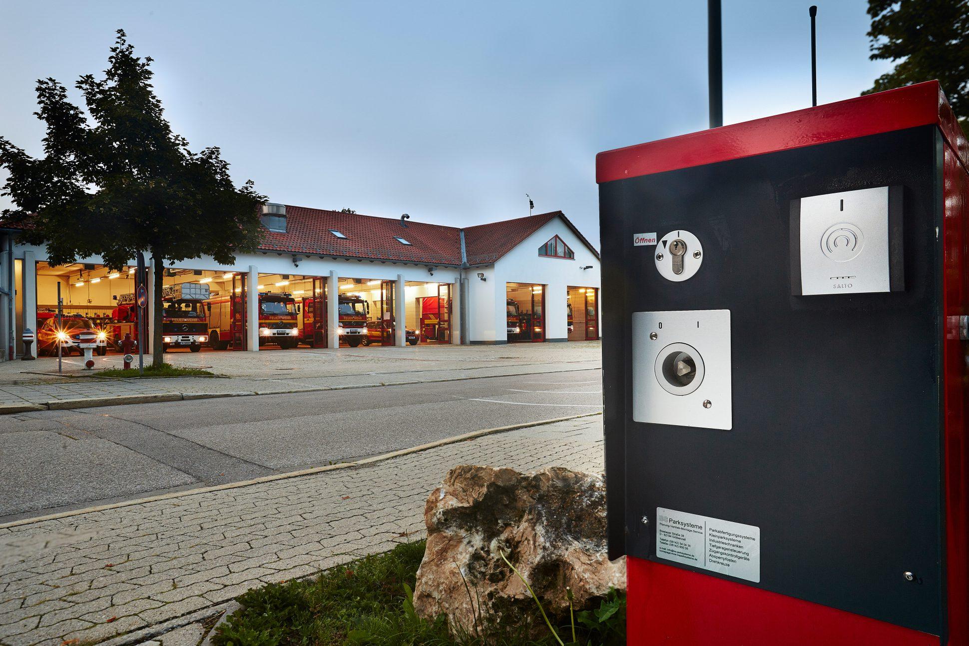 Industrie + Handel - Feuerwehr