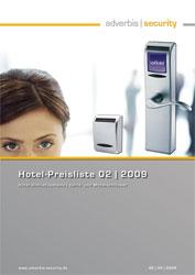 Adverbis-Security GmbH - Preisliste Hotel