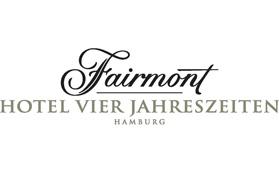 Objektberichte, Anwendungsbeispiele, Referenzen   fairmont hotel vier jahreszeiten logo