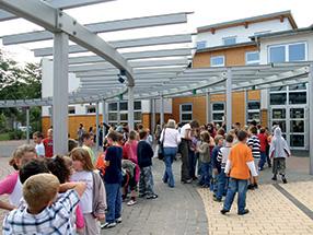 Schulen - digitaler Schließzylinder - elektronischer Zylinder