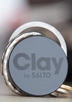 Cloud Zutrittskontrolle Salto Clay