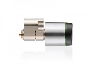 """Digitaler Schließzylinder """"Geo""""   XS4 GEO SCANDINAVIAN oval interior cylinder 300x225"""