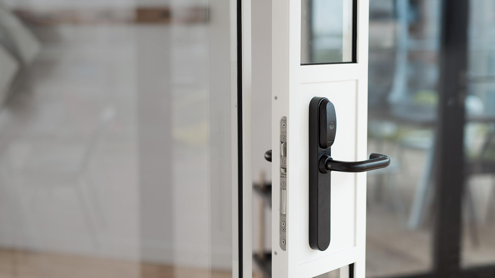Hotelschließsystem - Nebeneingang
